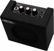 ARTEC AA3V Vinilo (Amarillo/Rojo/Negro) 5 Watts Miniamplificador Guitarra