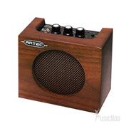 ARTEC AA3W Madera (Walnut/Zebra) 5 Watts Miniamplificador Guitarra