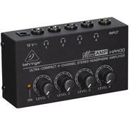 BEHRINGER HA400 Amplificador Auricular