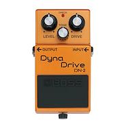 BOSS DN2 Dyna Drive Pedal Efecto Guitarra