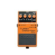 BOSS DS2 Turbo Distorsion Pedal Efecto Guitarra