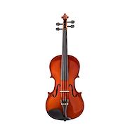 CERVINI HV-100 4/4 Estudio Tapa Picea Cuerpo Maple Violin c/Arco y Estuche