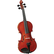 CERVINI HV-50 4/4 Estudio Tapa Abeto Cuerpo Maple Violin c/Arco y Estuche