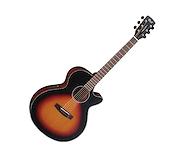CORT SFX-E-3TSS 3 Tone Satin Sunburst Guitarra Electroacustica Acero