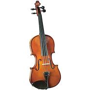 CREMONA SV-50 4/4 Tapa Abeto Solido Cuerpo Maple Violin c/Arco y Estuche