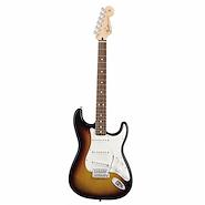 FENDER Strato Mexico Std. RWN SSS Sunburst Sin Funda Guitarra Electrica