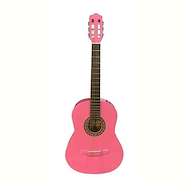 GRACIA M5 Señorita Color Rosa Guitarra Clasica