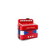 HOFFMANN CX-A020 3 Bajos  7 Botones Acordeon Infantil
