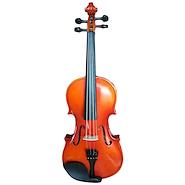 HOFFMANN CX-S142-4/4 Tapa Plywood  Fondo Plywood XXX Violin c/Arco y Estuche