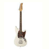 JAY TURSER JT-MG2-IV Mustang Ivory XXX Guitarra Electrica