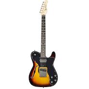 JAY TURSER JT-LT69CUSTOM-TSB Telecaster Tobacco Sunburst Guitarra Electrica