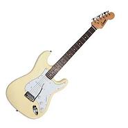 LEONARD LE362/363 Strato IV Ivory Guitarra Electrica