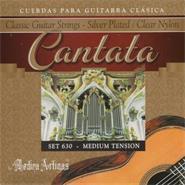 MEDINA ARTIGAS Cantata 630 Medium Encordado Clasica