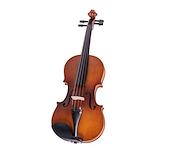 PARQUER VL850 Evolution 1/2 Violin c/Arco y Estuche