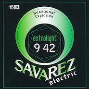 SAVAREZ H50XL 009-042 Hexa Extra Light Encordado Electrica