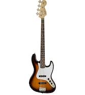 SQUIER Affinity Jazz Bass LRL Sunburst Bajo Electrico