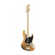 SQUIER Vintage Modified Jazz Bass 77´s Amber Bajo Electrico