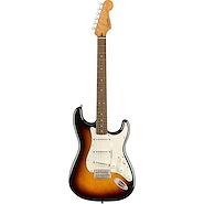 SQUIER Strato Classic Vibe 60s RW SSS Sunburst Guitarra Electrica