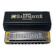 SUZUKI MR200 G Harp Master Armonica