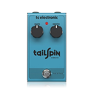 TC ELECTRONIC Tailspin Vibrato Pedal Efecto Guitarra