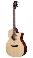 TYMA GUITARS HG-350S c/Fishman Funda, Correa, Paño Guitarra Electroacustica Acero