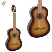 VALENCIA VC304ASB Tamaño 4/4 Esfumado Antigu Satinado Guitarra Clasica