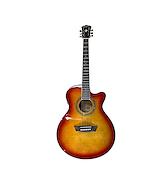 WASHBURN EA15 ITB Ice Tea Guitarra Electroacustica Acero