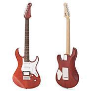 YAMAHA PAC212VQM CB Caramel Brown Guitarra Electrica