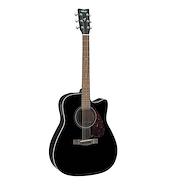 YAMAHA FX370C BL Guitarra Electroacustica Acero
