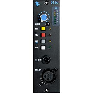 API Audio 512c