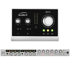 Audient Combo - Audient iD14+ Audient ASP800