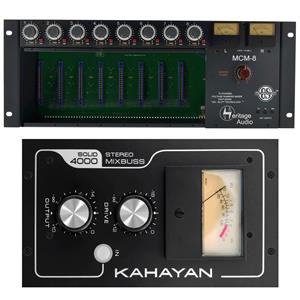 Heritage Audio Combo - Heritage MCM8 + Kahayan Solid4000-500