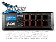 AKAI PROFESIONAL MPX-8 Mobile SD Sampler Player