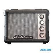 ANDERSON I-5G Portatil 5w 9v MP3 in (pueden usarse pilas)