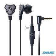 AUDIO TECHNICA AT-ATH-CLR100ISBK Sonic Fuel In Ear