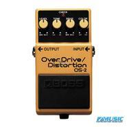 BOSS OS-2 O.Drive/Distors