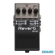 BOSS RV-6  Digital Reverb & Delay