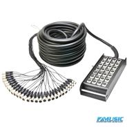 CABLELAB CLSN-24830 24 canales 8 envíos 30 mts