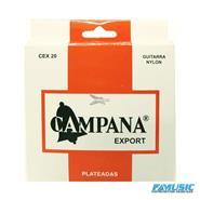 CAMPANA CEX20 EXPORT Cristal Plateadas CCCE1