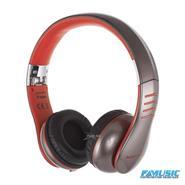 CASIO XW-H3  Circumaurales de 40mm Rojo