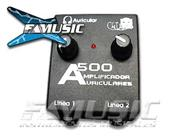 CAT BLUES A-500 2 Entradas