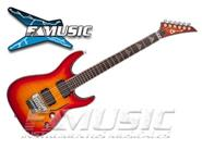 CHARVEL DX1 FR Desolation Soloist Neck-Through EMG