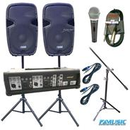 COMBO KITS ARMADOS Combo Sonido Seattle + JCB404CL + SV100 + Cab/Sop.
