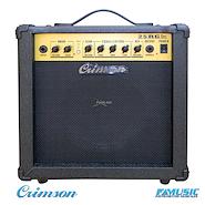 CRIMSON G-25R  CNR con  Reverb 25 watts