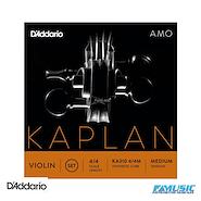 DADDARIO KA3104/4M KAPLAN AMO 4/4 Medium