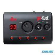DBX GO RACK Procesador Compresor Anti/Feedback