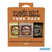 ERNIE BALL PO-3313 Tone Pack 12-54 (3 Sets 2003/2146/2566)