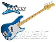 FENDER Precision Bass Steve Harris SGNT Series Japon BTQ