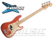FENDER Precision Bass 50´s Road Worn MN BTQ Mexico