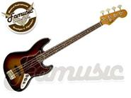 FENDER Jazz Bass Classic Series 60`s RW BTQ Mexico